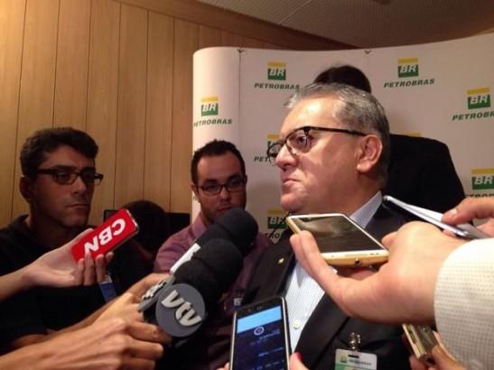 O presidente da Petrobras, Aldemir Bendine – Foto: Divulgação