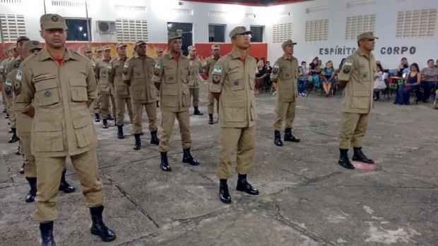 Os classificados ingressarão nos cargos de soldado e 2º tenente - Foto: Divulgação