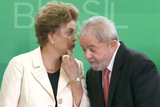 Dilma estará mais uma vez ao lado de Lula / Lula Marques/ Agência PT
