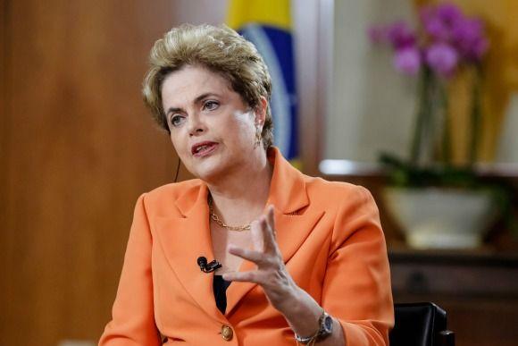 Dilma: eu tenho a disposição de resistir / Foto: Roberto Stuckert Filho/PR