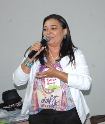 Edna Santiago presidente a Coordenadoria de Defesa dos Direitos da Mulher em Caicó - Foto: Paulo Júnior