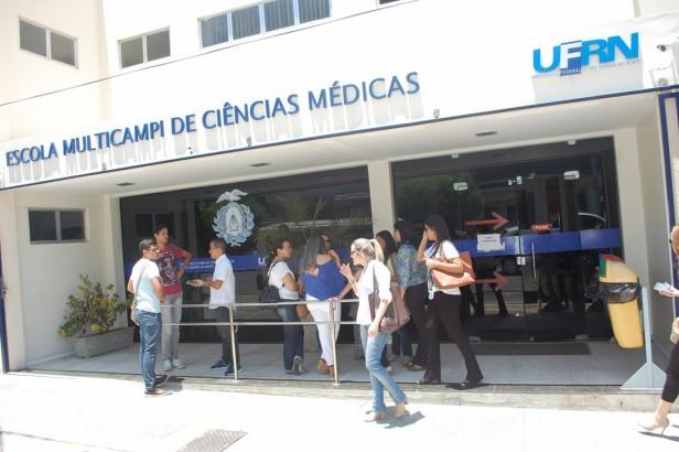 Aspecto da Escola Multicampi - Foto: Paulo Júnior/Correio do Seridó