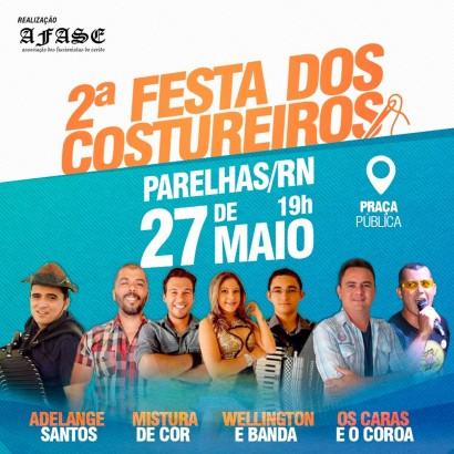 FESTA DOS COSTUREIROS PARELHAS 1100