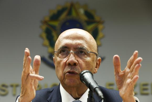 Henrique Meirelles (Marcelo Camargo/Agência Brasil)