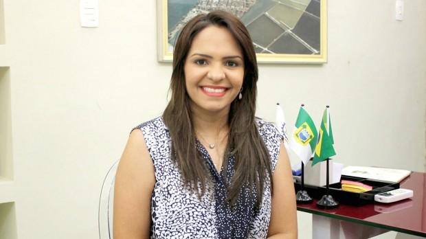 Prefeita Luana Bruno - Foto: Divulgação
