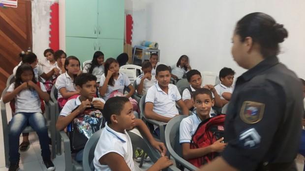Ronda Cidadã nas Escolas (2)