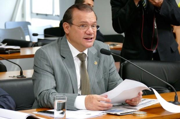 Para o relator, senador Wellington Fagundes, a proposta tem importância ambiental, econômica e social - Foto: Roque de Sá/Agência Senado