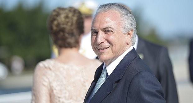 """O peemedebista confirmou que vai pregar a """"pacificação e a unidade do País"""" - Foto: Divulgação"""
