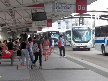 Terminal de Integração de Campina Grande - Foto: Divulgação