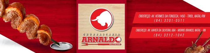 Churrascaria Arnaldo Oliveira 28 05 2019